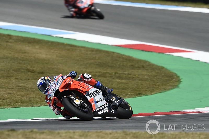 Dovizioso: Ducati now has late-race MotoGP weakness