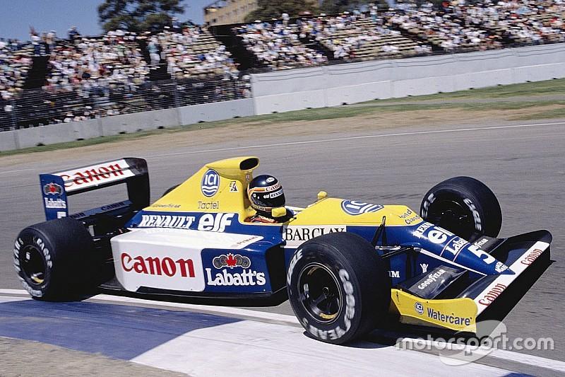 Diaporama - Toutes les Williams F1 depuis 1975