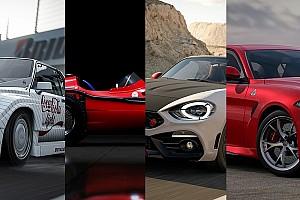 Симрейсинг Самое интересное Дайджест симрейсинга: новые машины для Forza Motorsport 7