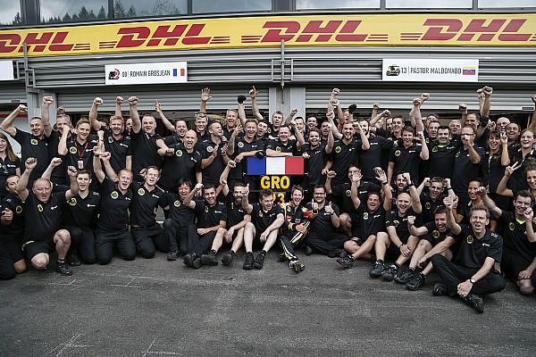 Формула 1 Бывший босс Lotus рассказал о вмешательстве Mercedes в машину Грожана