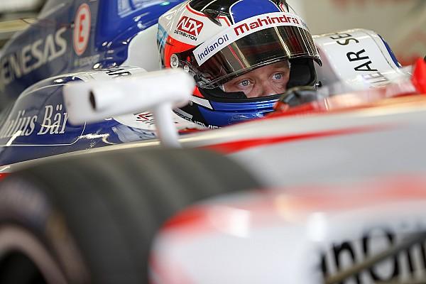 Formula E Rosenqvist, Meksika'yı unutmak istiyor