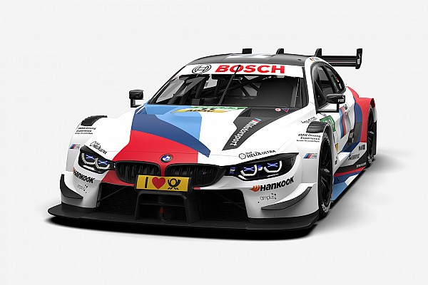 Gallery: BMW reveals DTM liveries for 2018