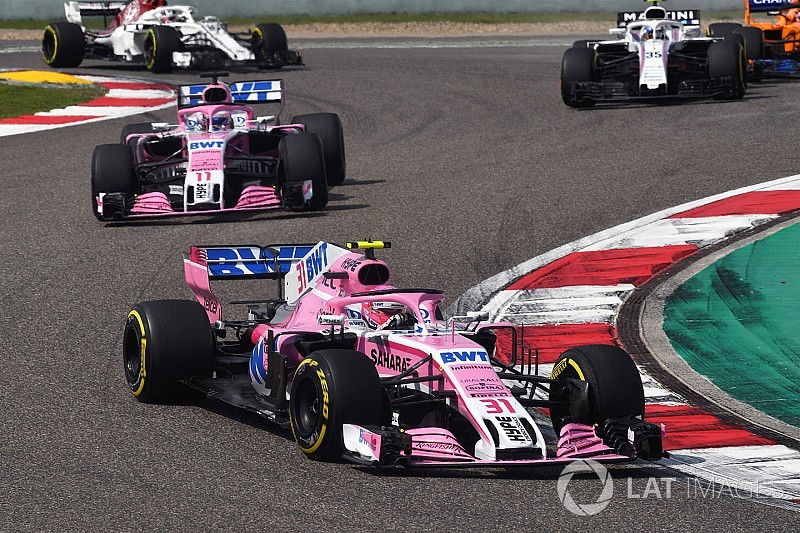 "Force India ""hit hard"" by first-lap dramas"