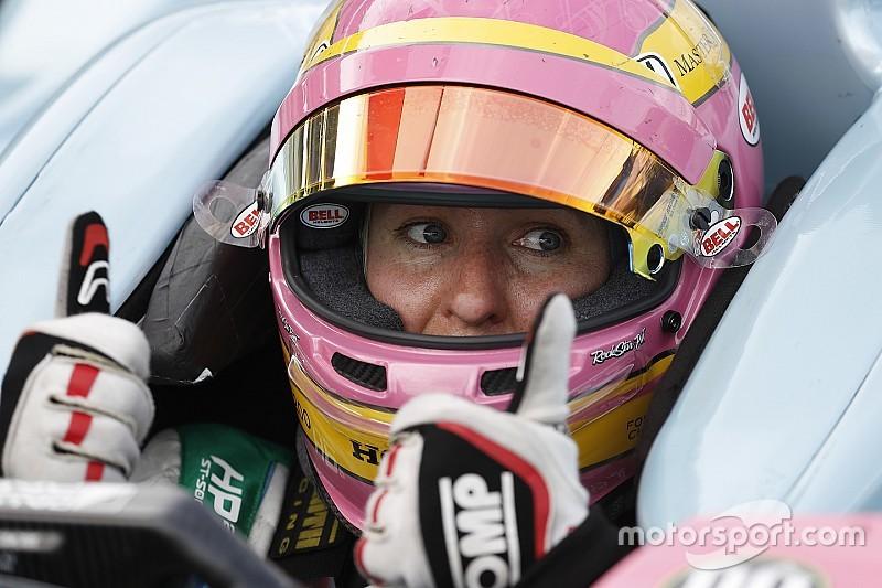 Pippa Mann disputará la Indy 500 con Clauson-Marshall Racing