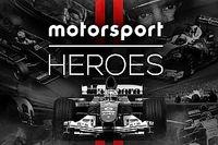 电影《赛车英雄》:五个故事,一种不朽的精神