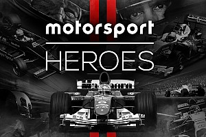 Motorsport Network partners with Senna writer Manish Pandey for Motorsport Heroes