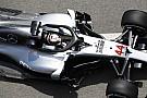 Hamilton lidera segunda sessão na Espanha; Kimi quebra