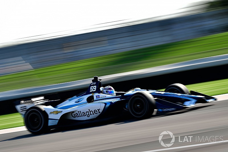 "Max Chilton: ""I'm driving the best I've ever driven"""