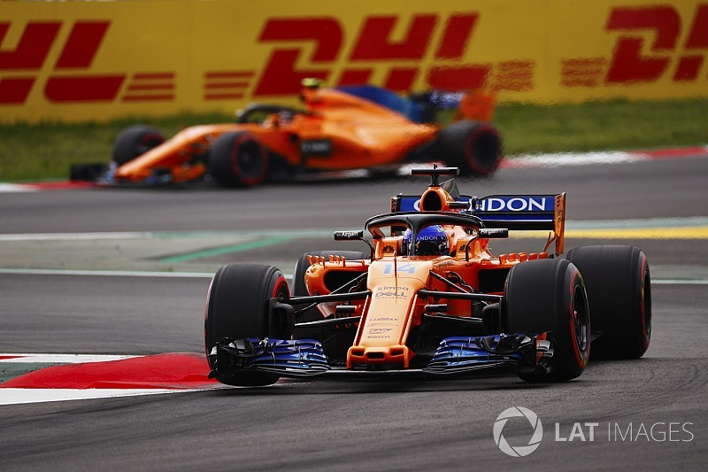 """Alonso: Top teams still in """"another league"""" to McLaren"""