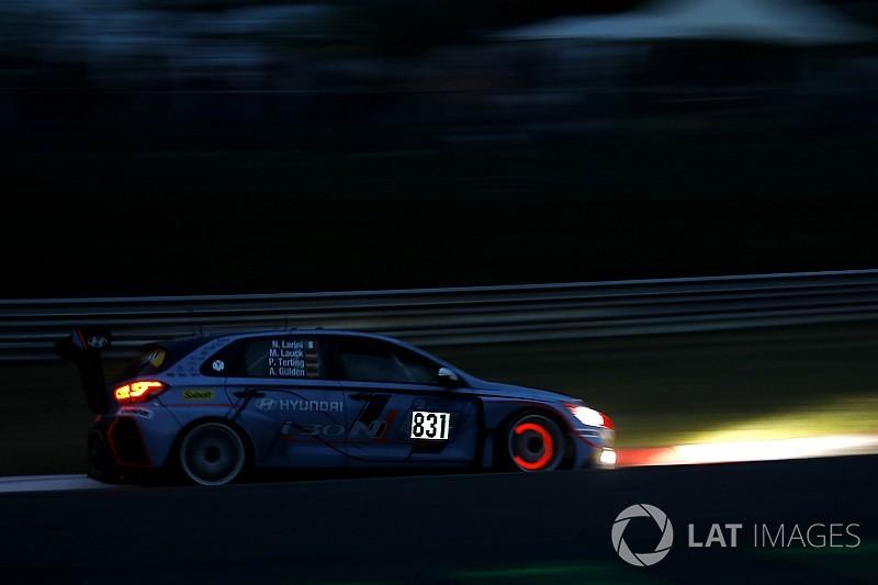 La Hyundai sul podio alla 24h del Nürburgring: