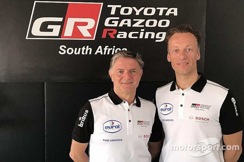 Ten Brinke als fabriekscoureur Toyota naar Dakar Rally 2018