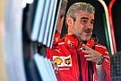 Formule 1 Ferrari sur Mekies :