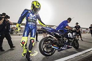 """Rossi: """"Tengo buen ritmo pero me preocupan los neumáticos"""""""