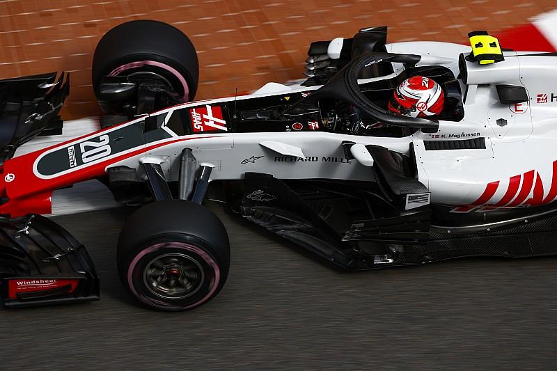 Haas значно оновить аеродинаміку до Монреаля