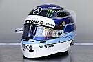 Formule 1 Un casque hommage à Häkkinen pour Bottas