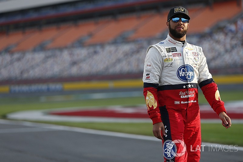 "NASCAR Cup rookie Bubba Wallace ""enjoying the hell out of this year"""