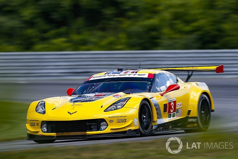 Lime Rock IMSA: Garcia takes sub-50sec pole for Corvette