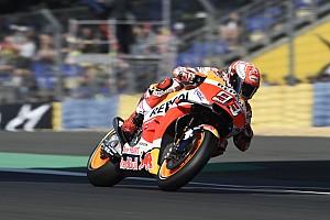 MotoGP Qualifyingbericht Marquez zurückhaltend: