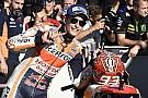 MotoGP Revelados números por trás de salvada de Márquez em Valência