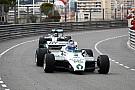 Keke és Nico Rosberg egyszerre a pályán a Monacói Nagydíjon: képgaléria