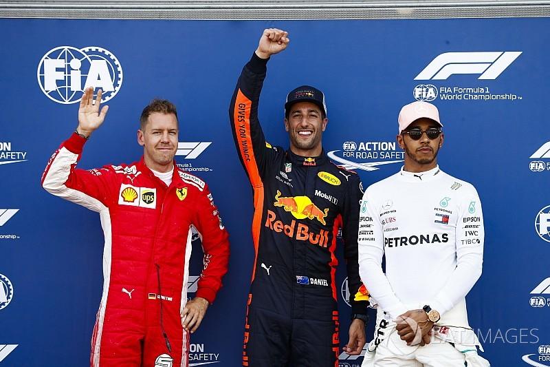 Monaco GP: Ricciardo ve Red Bull, iki yıl aradan sonra pole'de!
