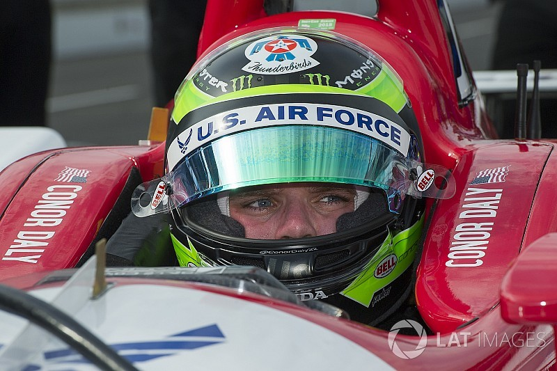 Conor Daly remplace Chaves ce week-end