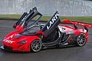 Autó Eladó az egyik legfeltűnőbb közutakra legalizált McLaren P1 GTR