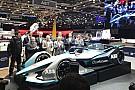 Формула E Формула Е показала «живую» машину нового поколения