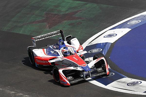 Fórmula E Rosenqvist sobra no México e é pole; Piquet é 7º