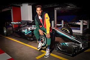 Hamilton a világhíres ruhamárka nagykövete lett