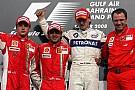 GALERIA: Os últimos 10 vencedores do GP do Bahrein