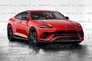 Lamborghini готує чотиридверний седан?