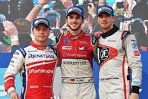 Formula E Race report Hong Kong ePrix: Abt triumphs after late Mortara spin