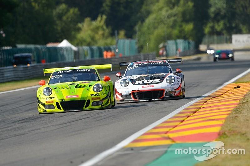 Porsche breidt GT3-programma in 2019 verder uit