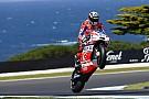 GALERI: Aksi pembalap MotoGP Australia pada Jumat