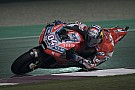 MotoGP Dramático triunfo de Dovizioso en Qatar y Rossi en tercero