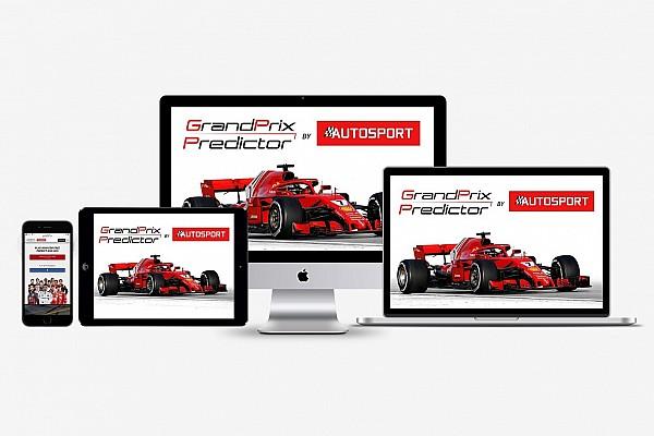 Formel 1 News Anzeige: Autosport Grand Prix Predictor 2018: Das F1-Tippspiel ist zurück!