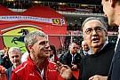 Marchionne: Liberty, Formula 1'in doğasına aykırı hareket ediyor