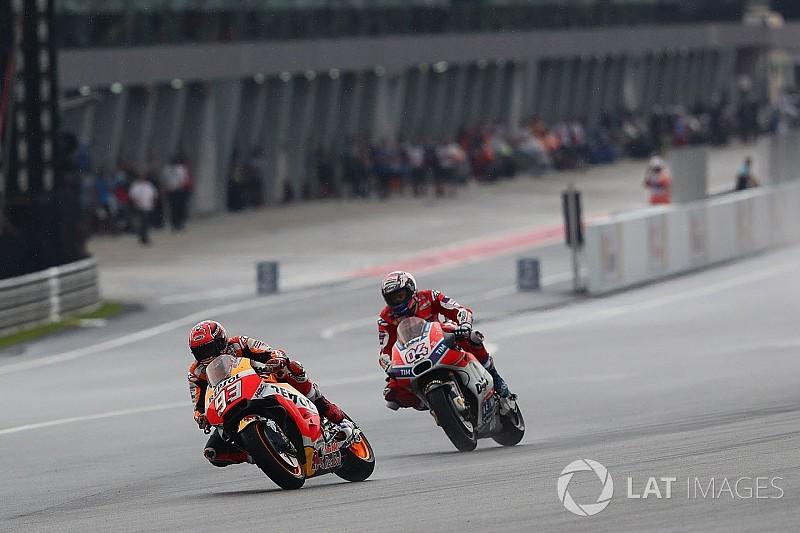 Márquez diz que Honda não dará ordens de equipe em Valência