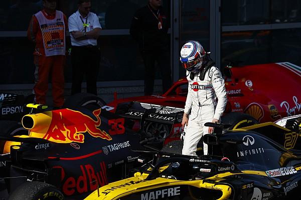 Формула 1 Новость «Не вижу никаких проблем». Сироткин о стратегии Williams