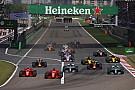 Formula 1 F1 naikkan batas bahan bakar, pembalap bisa lebih agresif