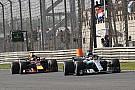 Coulthard, Hamilton'ın lastik sorunu yaşadığını düşünüyor