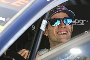 WRC Rapport d'étape ES10 - Ogier net leader, ça bouge fort derrière...