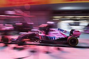 Главные моменты сезона Ф1 в фотографиях: Force India