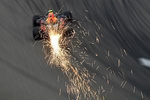 Formule 1 Diaporama Photos - Samedi à Shanghai
