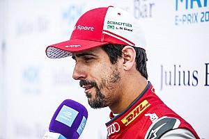 Формула E Новость Ди Грасси задумался о должности президента FIA