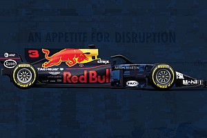 Karşılaştırma: Red Bull RB13 ve RB14
