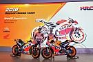 MotoGP Honda presenta oficialmente en Yakarta la moto de Márquez y Pedrosa
