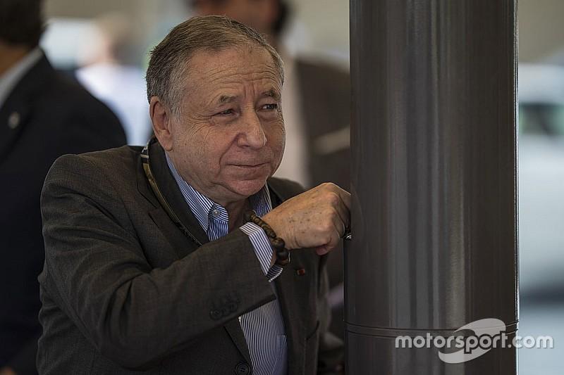 "Todt: ""Marchionne was positief over toekomst Formule 1"""