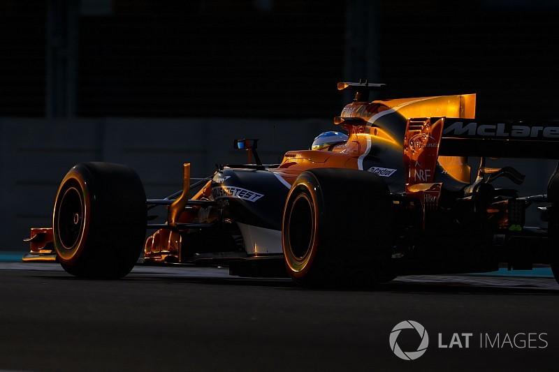 McLaren успешно интегрировала двигатель Renault с новым шасси